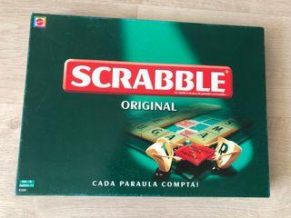Juego Scrable