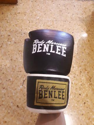 Guantes Boxeo BenLee 10 Rocky Marciano oz