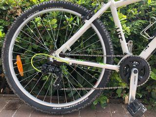 Bici TKM Life Joy 27.5 aluminio suspension frontal
