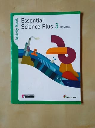 Essential Science Plus 3 Primary Activity book