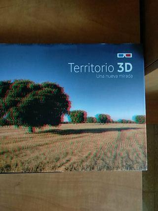 libro 3D, Territorio 3 d una nueva mirada