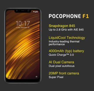 pocophone f1 128gb