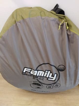 Tenda de càmping Quechua Family seconds XL 4.2