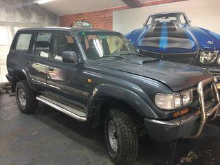 Toyota Land Cruiser HDJ 80 1992