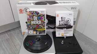 DJ HERO 2 para Wii