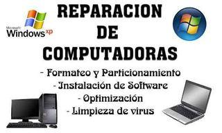 Reparación y Optimización de Ordenadores Terrassa