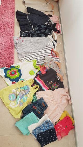 88a6fd7f2 Camisetas Zara niña de segunda mano en Girona en WALLAPOP