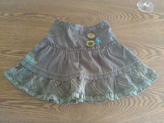 8c7288d41 Falda lentejuelas niña de segunda mano en la provincia de Madrid en ...