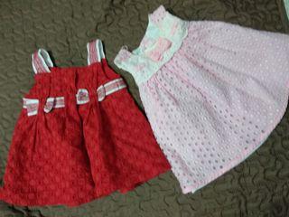 Vestidos bebé 0-1 mes