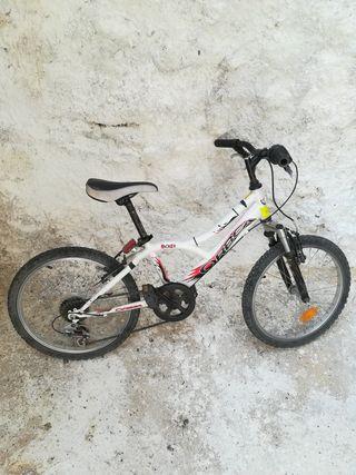 Bicicleta para niño 4-8 años