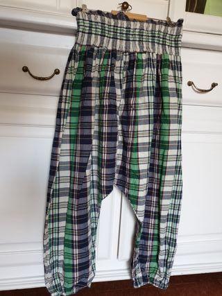 Pantalón harem