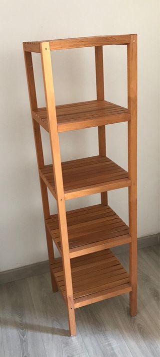 Estantería madera Ikea MOLGER