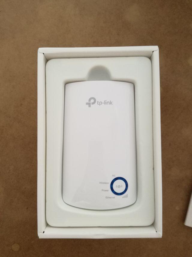 Repetidor WiFi - TP-Link WA850RE, WiFi N, 300 Mbps