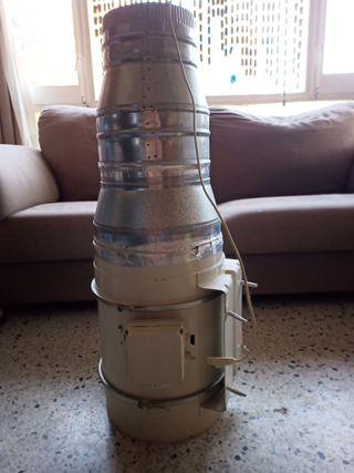 Extractor de cocina TD-2000/315 (230V50/60HZ) VE
