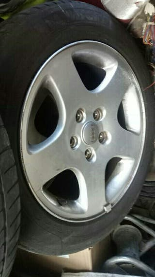 Llantas de aluminio