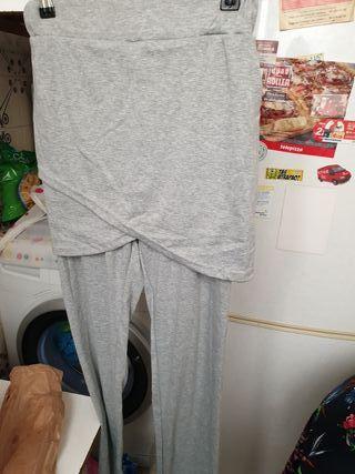 Pantalon faldilla
