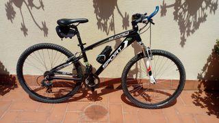 "Bici B-Pro de 26"" cuadro aluminio MTB rigida"