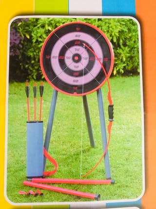 Archery & darts set