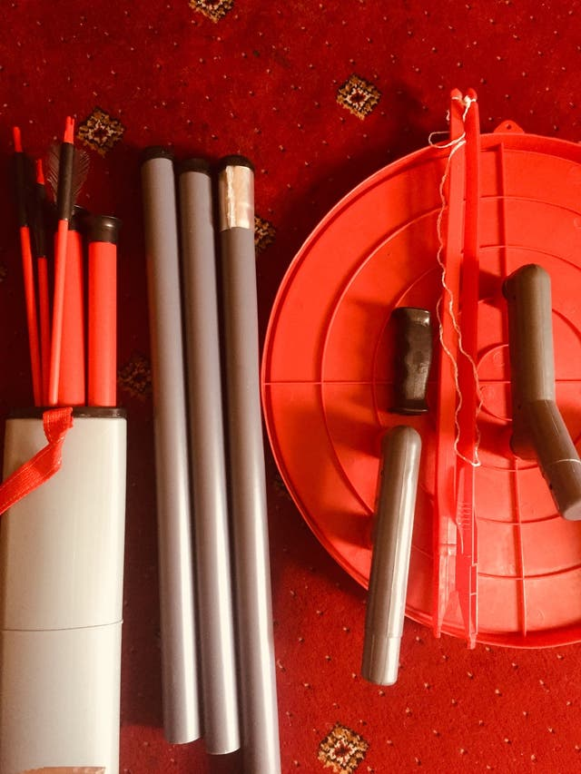 Archery & darts set