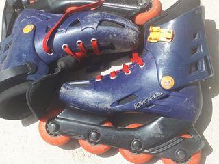 patines diferentes tallas