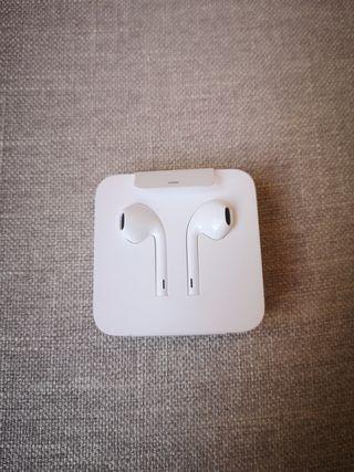 auriculares de Apple. Original