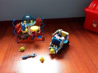 Estación Lunar Imaginext.