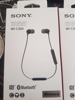 auriculares sony nuevos
