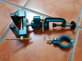 herramientas para sujetar utensilios