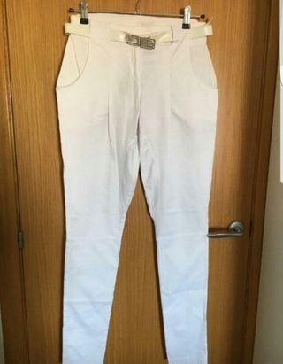 Pantalones BLANCOS NUEVOS