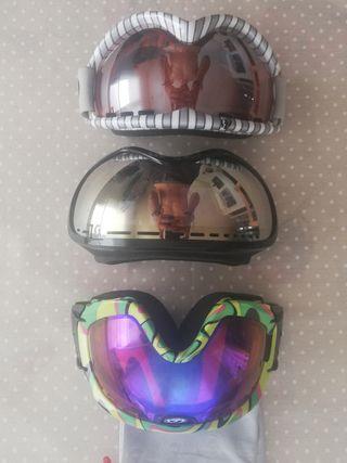 3 màscaras ski!/snowboard