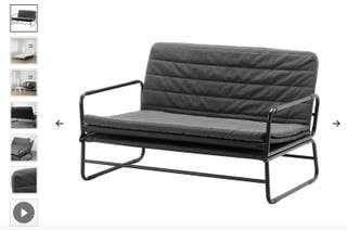 Sofa cama HAMMARN Sofá cama, 120cm
