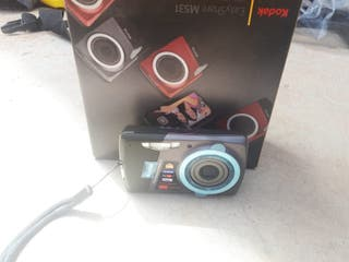 cámara de fotos nueva