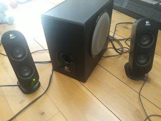 speakers logitech