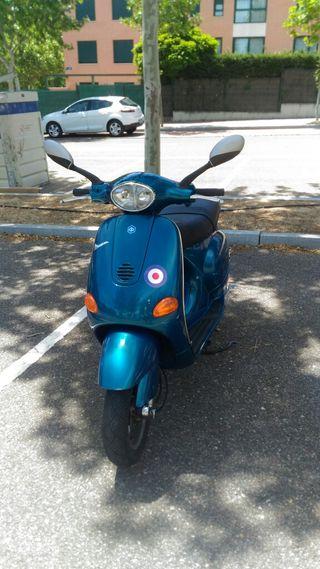 Piaggio Vespa 125cc et4