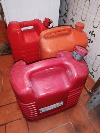 depisitos combustible gasolina diesel