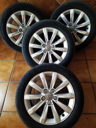 Llantas Audi en 16 pulgadas