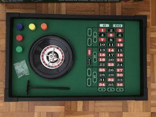RULETA CASINO juego de mesa