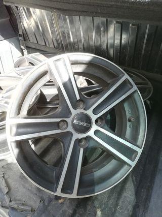 llantas de aluminio #14.