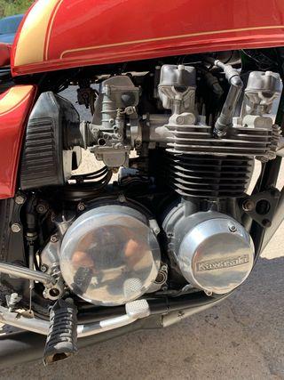 Kawasaki kz 650 café racer