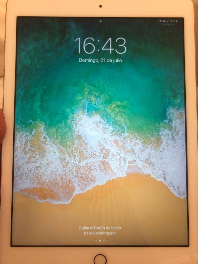 Apple iPad 32gb dorado 6ª generación A1893