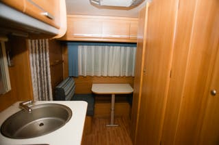Caravana Sun Roller Jazz 370 del 2012 menos de 750