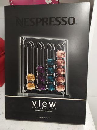 dispensador de capsulas nespresso
