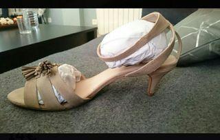 zapatos mango nuevos n41