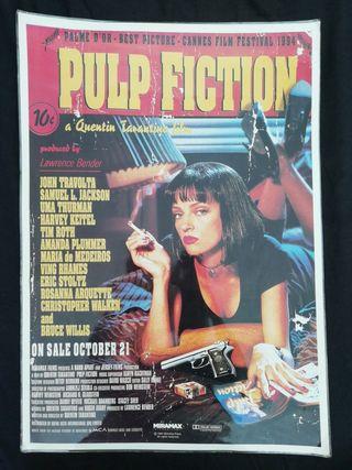 Póster Pulp Fiction