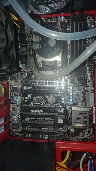 Placa base Asrock+AMD FX 8350