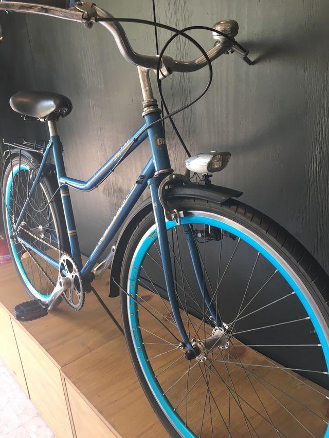 Bicicleta bh vintage
