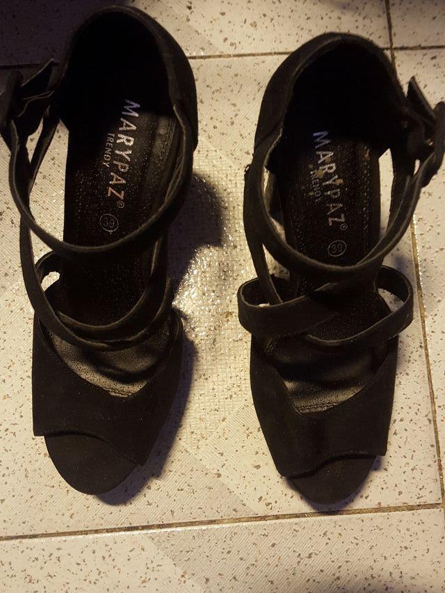 Zapatos tacon marypaz