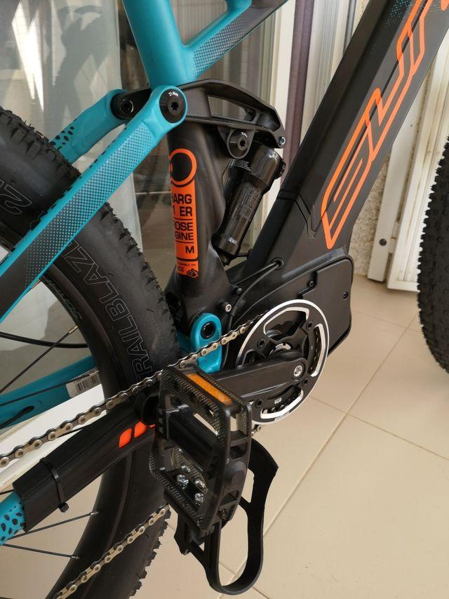 bicicleta electrica sunn charger s1