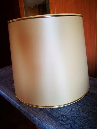 Pantalla de Lámpara Color Crema