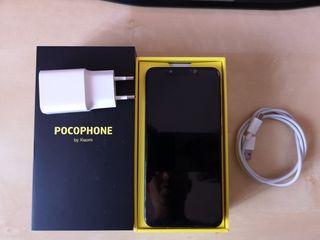 Pocophone F1 128Gb + Extras